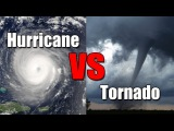 Hurricane vs. Tornado What's the difference
