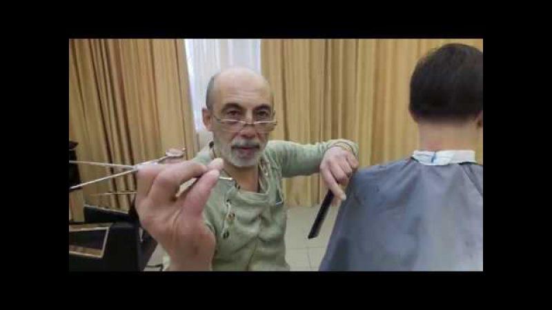 За 12 минут показал больше, нежели на ста мастер классах по мужским стрижкам