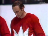 Team Canada - 1972 Summit Series Game 2, Player Introductions