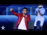 Neil Rey Garcia Llanes Semi-Final 1 - VOTING CLOSED Asias Got Talent 2017