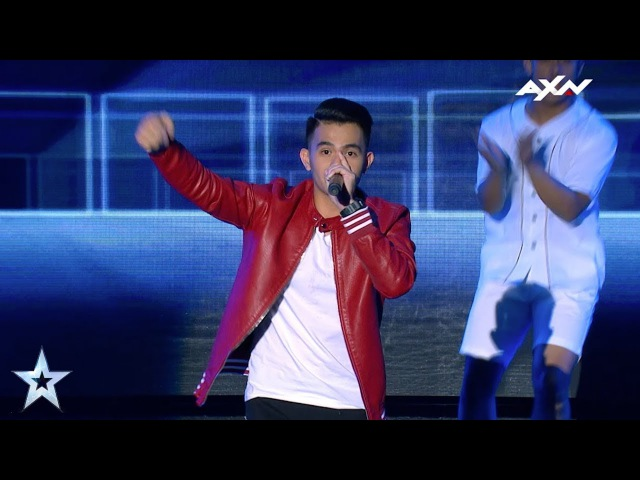 Neil Rey Garcia Llanes Semi Final 1 VOTING CLOSED Asia's Got Talent 2017