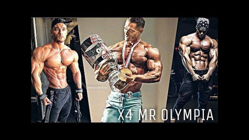 Jeremy Buendia   X4 Mr Olympia Champion   Motivational Video