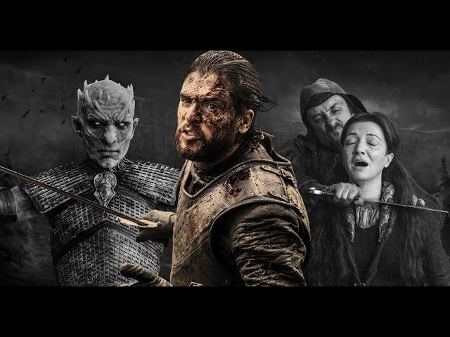 Game of Thrones/Comatose Skillet