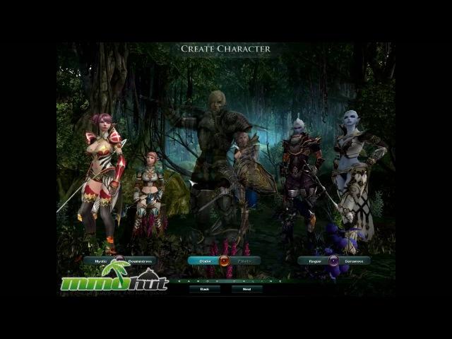 Karos Online Character Creation HD