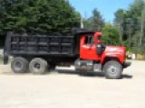 1981 Mack RD686 Dump Truck Tipper Truck 30 Ton 10 Tyre Tire