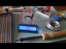 Дисплей LCD1602 c DHT22