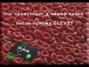 Что происходит в нашей крови после приёма ELEV8 Врач гематолог с электронным микроскопом