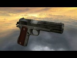M1911 A1 (full disassembly and operation)