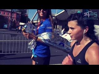 Московский марафон 2017. Марина Сасс. Crossfit19.05