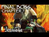 Iron BladeMedieval Legends RPG -FINAL BOSS (CHAPTER 7 DEATHLESS LORD) - iOSAndroid Gameplay