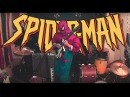 Spider-Man 90's Cartoon Theme Cover