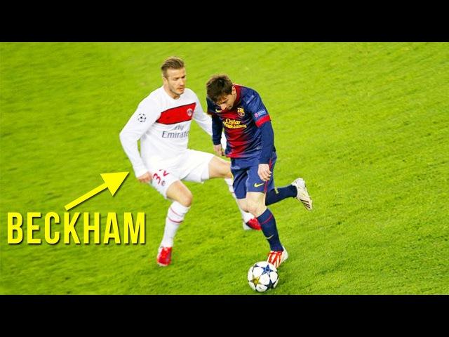 Lionel Messi Destroying Football Legends ● Messi Humiliating Club Legends ● HD