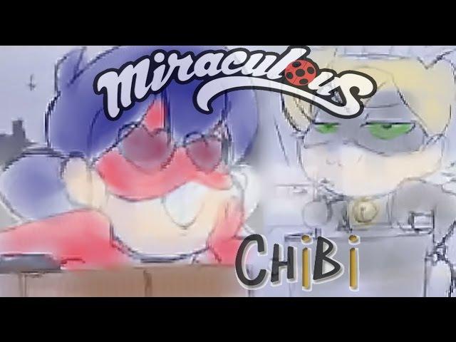 SEASON 2 Miraculous ladybug Chibi Short Animatic