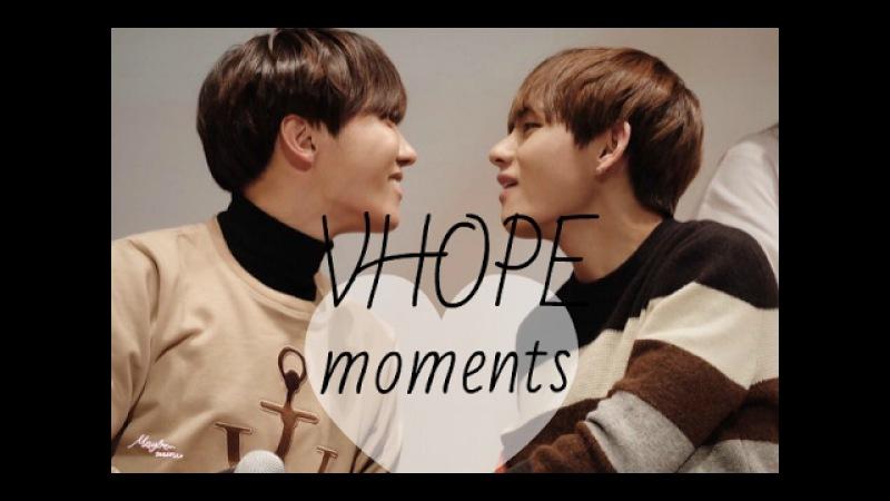 VHOPE moments〡Taehyung Hoseok (V J-Hope)〡BTS