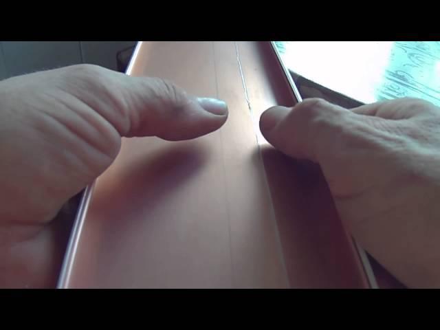 2 Монтаж реечного потолка в ванной комнате смотреть онлайн без регистрации