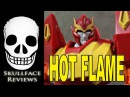 Transformers 3rd Party SXS Hot Flame (MTMTE Rodimus)