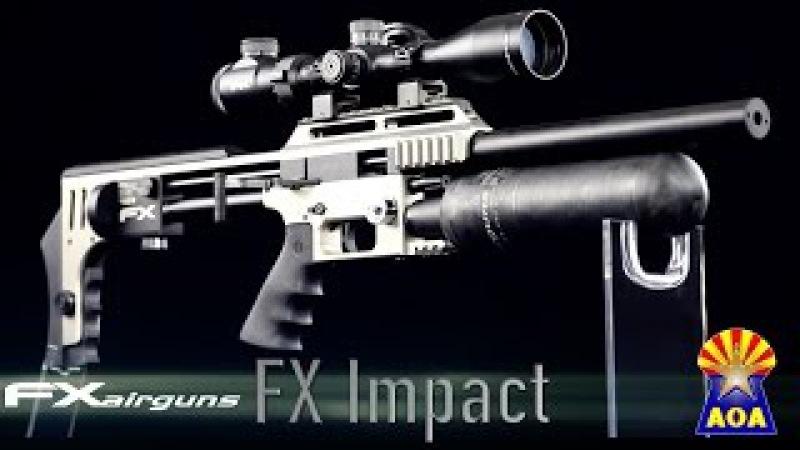 FX Impact Multi-Caliber Airgun