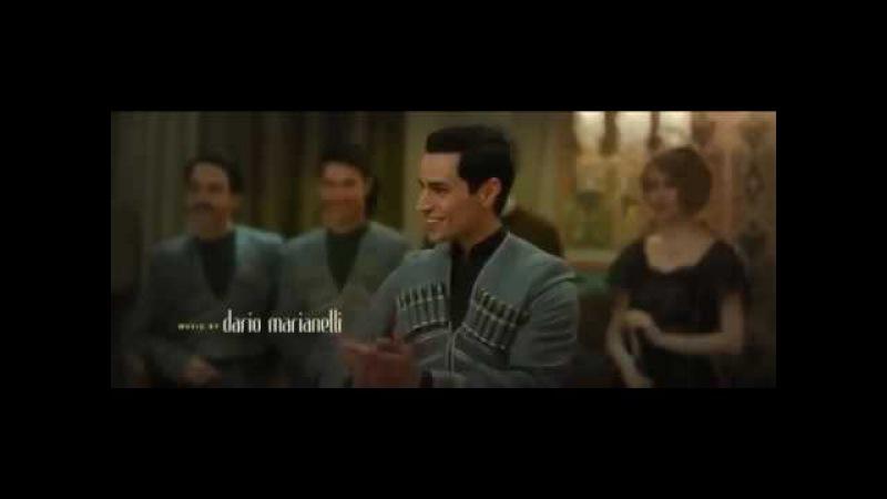 Ali and Nino film scene