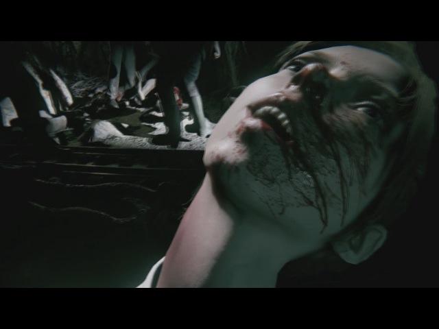 Outlast 2 - disturbing scenes (deaths gore)