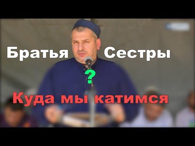 Магди хаджи Абидов - Молодежь! Куда мы катимся