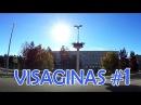 Жизнь в Литве. Visaginas 1