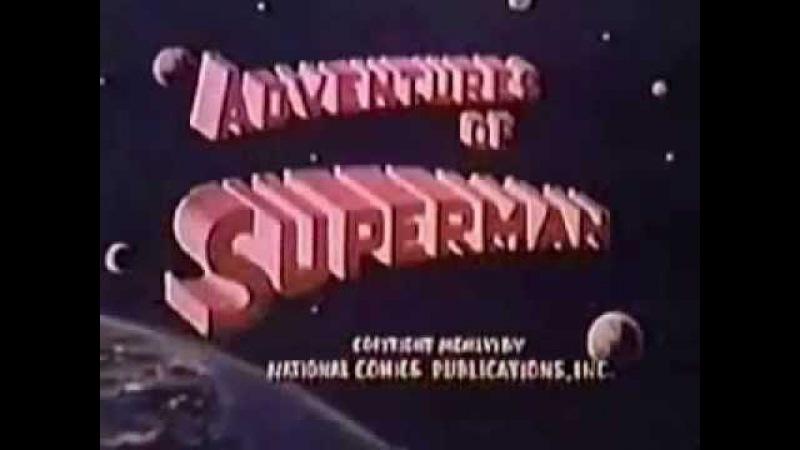 Superman and the Mole Men (1951) Trailer