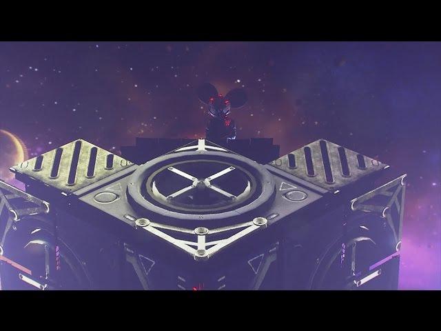 Mau5trap presents deadmau5 x TAIT cube 2 1 Video 4