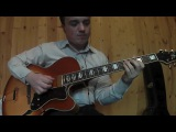 Jimmy Witherspoon - One Scotch, One Bourbon, One Beer (1963) - guitar cover by Alex Pomazov