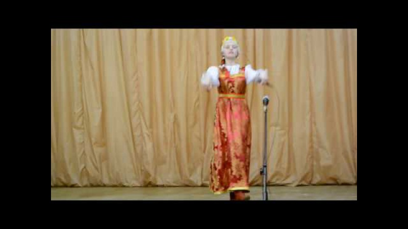 Луганяса келунясь мордовская песня