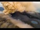 Извержение вулкана Турриальба, Коста-Рика