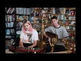 Tigers Jaw NPR Music Tiny Desk Concert
