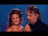 Andrea Bocelli Андреа Бочелли &amp Veronica Berti Вероника Берти - Autumn Leaves Опавшие листья