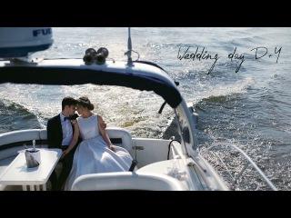 Wedding day DY