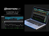 eMotion LV1 Tutorial 4.3: Mixer Window – Masters, All & DCA/Links Layers