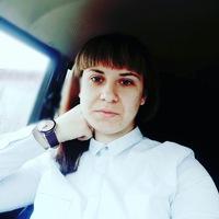 Анкета Екатерина Шпеньович