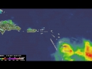 NASA Measures Hurricane Marias Track of Torrential Rainfall