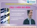 Why should everyone gain 1-850-361-8504 Facebook Customer Service