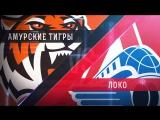 LIVE! «Амурские Тигры» - «Локо» (17.11 – 12:00)