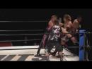Drake Morimatsu Drake Takai vs Abe Fuminori TORU GUTS World Vol 112 GUTS ISM 2017