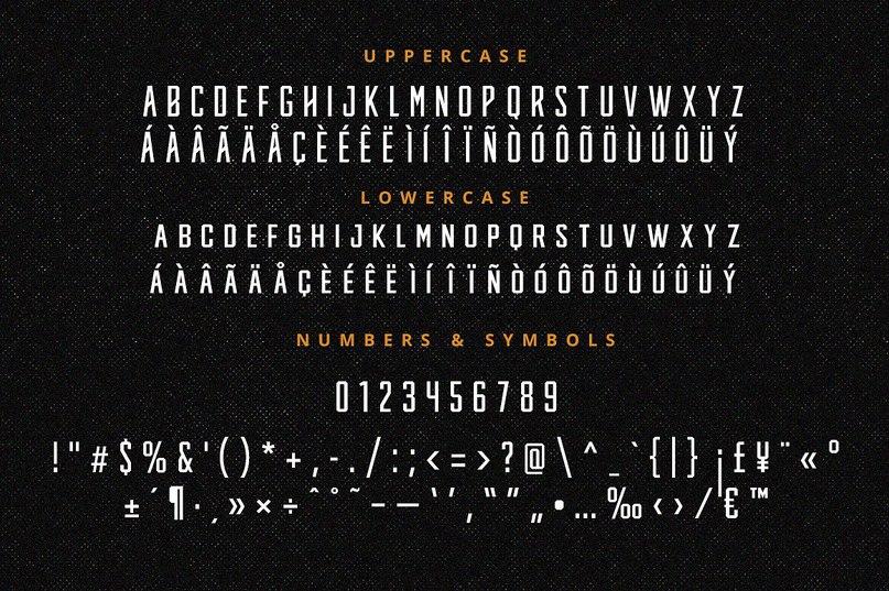 Knucklehead шрифт скачать бесплатно