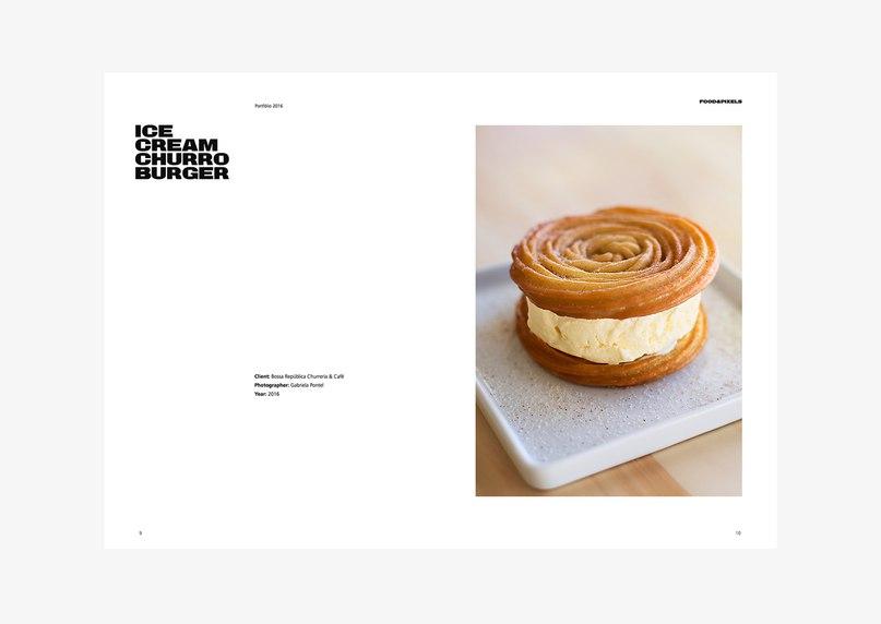Download FOOD&PIXELS font (typeface)
