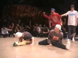 BBoy Mark Beard and BBoy Yan (All The Most) KILL THE CROWD on HIPOPSESSION.