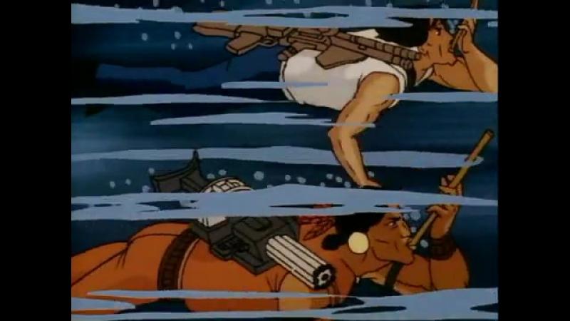 Рэмбо и Силы Свободы 42 серия