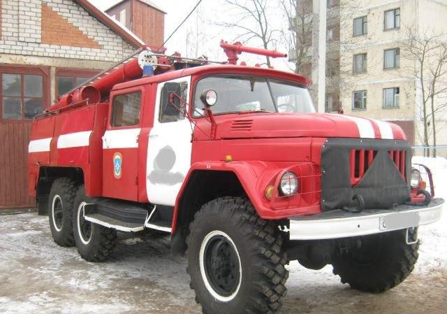 Гражданин Саратовской области угнал пожарную машину и реализовал на детали