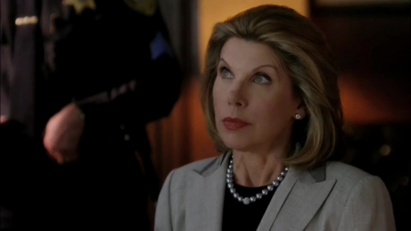 The Good Wife 01x04 - trial