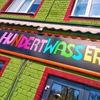Hundertwasser - caffe & blah-blah-blah