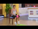 Идеальные ноги в леггинсах с Анитой Луценко