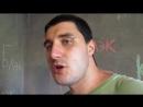Эльдар Богунов и Кролик Блэк кушают арбуз