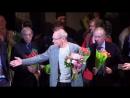 Видео мэппинг на сцене рок-оперы «Преступление и наказание»
