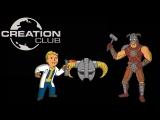 «Клуб творчества» для Fallout 4 и Skyrim Special Edition – ролик для E3